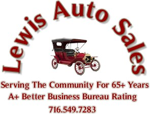 Lewis Auto Sales >> Used Cars Dealership Lewis Auto Sales Trusted For 65 Years